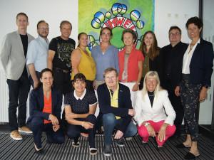 Umweltzeichenteam der HBLW Saalfelden