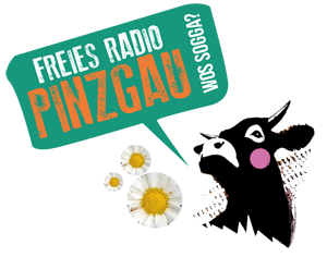 Logo - Freies Radio Pinzgau - Wos soga?