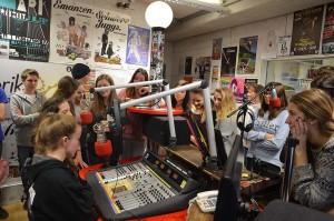 Kompakt-Workshop in der Radiofabrik in Salzburg