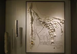 Scolarta Kalligrafie in der HBLW Saalfelden
